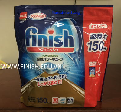 vien-rua-bat-finish-power-cube-nhat-ban-150-vien
